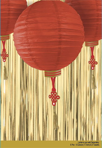 Chinese New Year Lanterns Accessories Kits