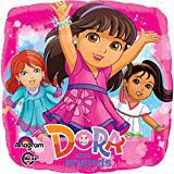 "Foil Balloon 17"" - Dora and Friends"