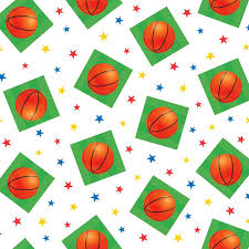 Basketball Fan Tablecover