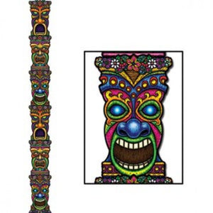 Cut Outs - Tiki Totem Pole (Jointed)