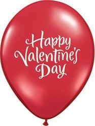 "Qualatex 11"" Print Latex - Valentine's Day"