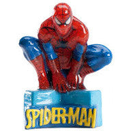 Candle 3D - Spiderman