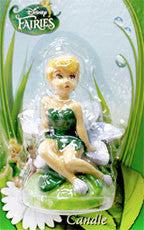 Candle 3D - Disney Fairies Tinkerbell