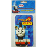 Invites - Thomas & Friends Pk 8