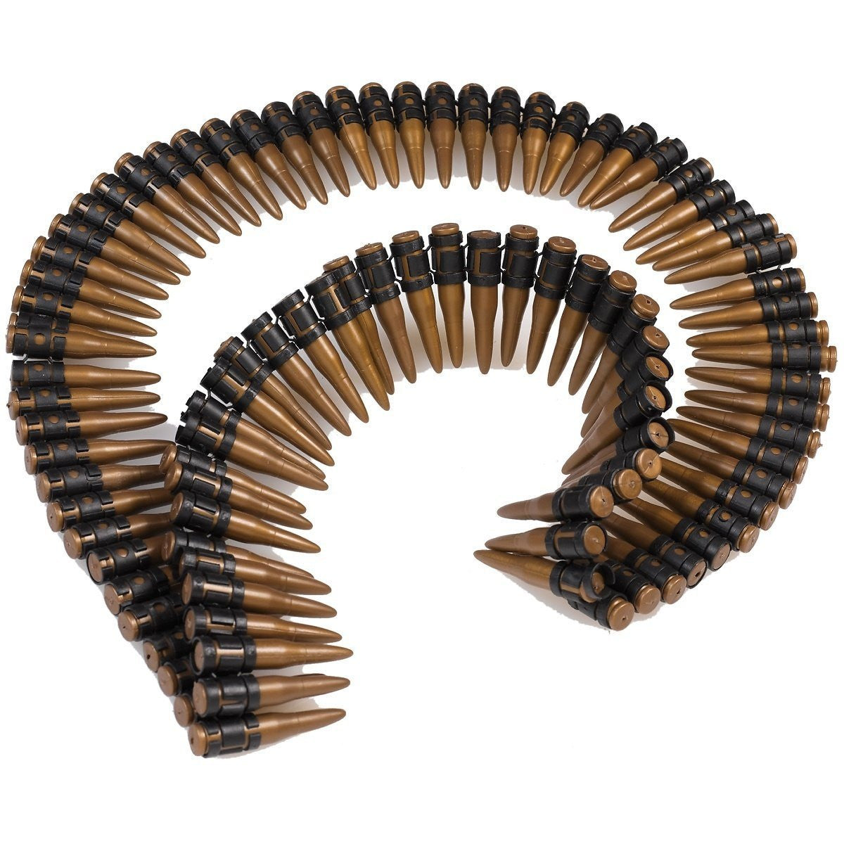Weapon - Bullet Belt Gold with Removable Bullets