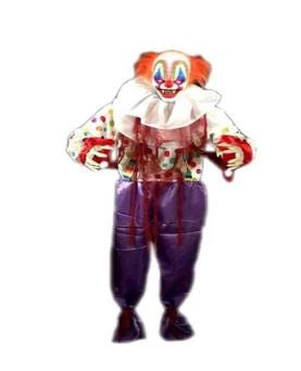 Animated Standing Clown 166cm