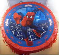 Pinata Licensed - Spiderman (Pull String)