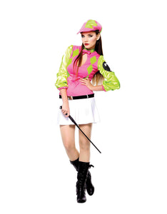Costume - Jockey Rider Lady (Adult)