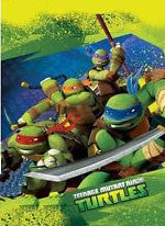 Loot Bags - Teenage Mutant Ninja Turtles Pk 8