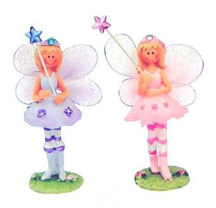 Cake Decoration - Fairy Asstd