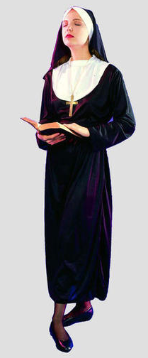 Costume - Traditional Nun (Adult)