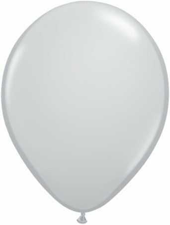 "Qualatex 11"" Fashion Latex - Grey"