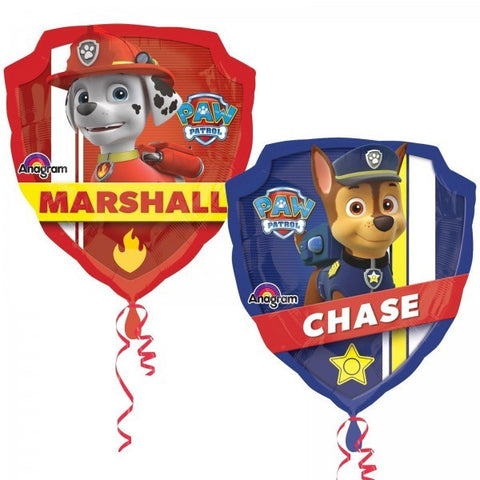 Foil Balloon Supershape - Paw Patrol