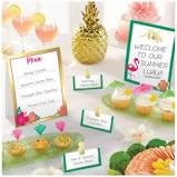 Buffet Decoration Kit Aloha