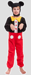 Costume - Mickey Mouse (Child)