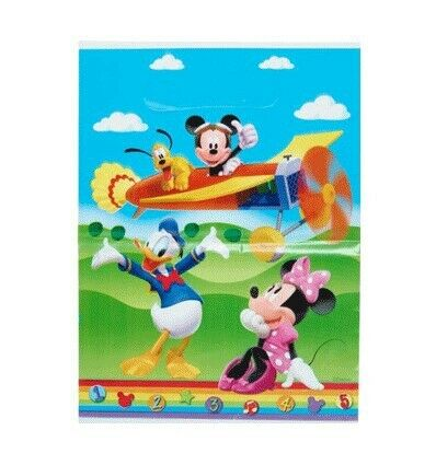 Loot Bags -Mickey Mouse Clubhouse 8packs