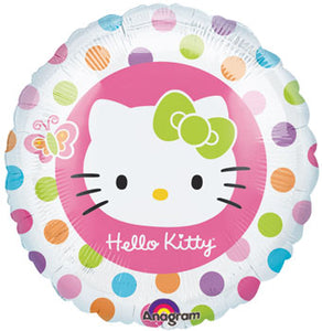 "Foil Balloon 18"" - Hello Kitty"