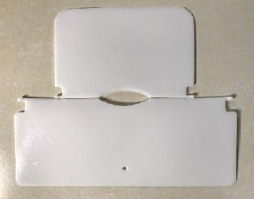 Replacement Hopper Flaps - Long & Short