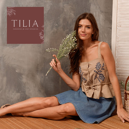 Tilia Pop Up  *  Reclaim Your Closet Space