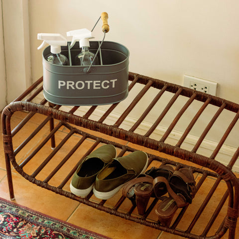 5 Easy Steps To Set Up Your Entryway as a Sanitation Station