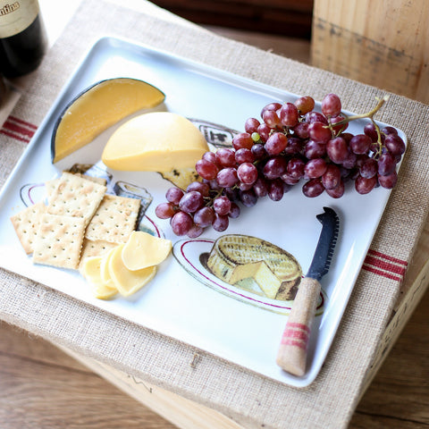 Médoc Cheese Platter Set