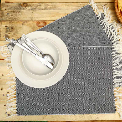 Our placemats bring texture and natural flair to gatherings worth remembering. Lovingly made in the Philippines, available online.