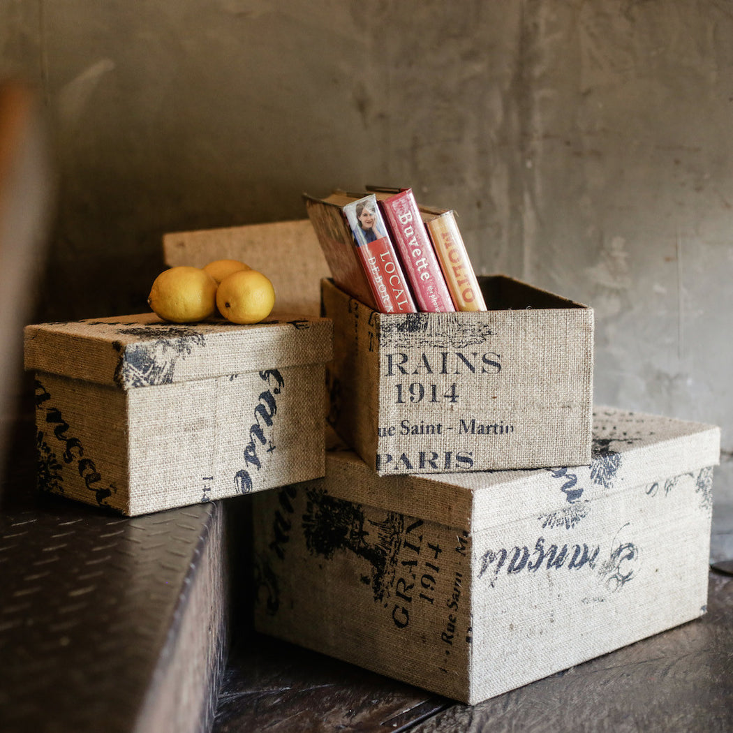 Marché Storage Box
