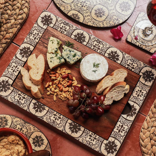 Catalina Wooden Cheese Board