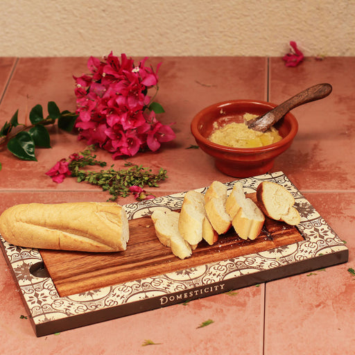 Catalina Wooden Bread Board