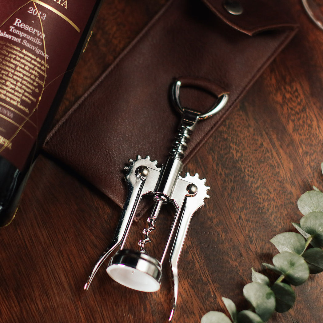 Luca Corkscrew Wine Bottle Opener
