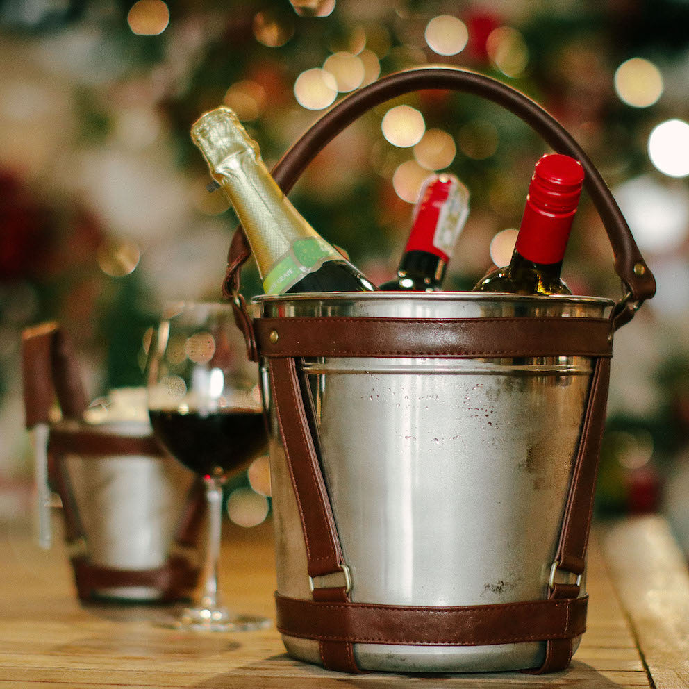 Luciano Stainless Steel Wine Bucket