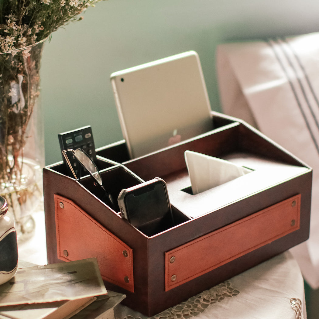 Theo Night Table  Organizer