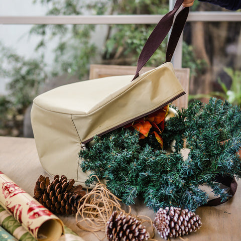 Justine Wreath Storage Bag