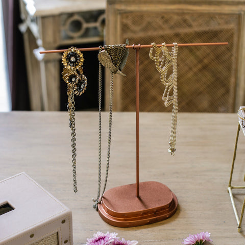 Jacquelin Necklace Stand