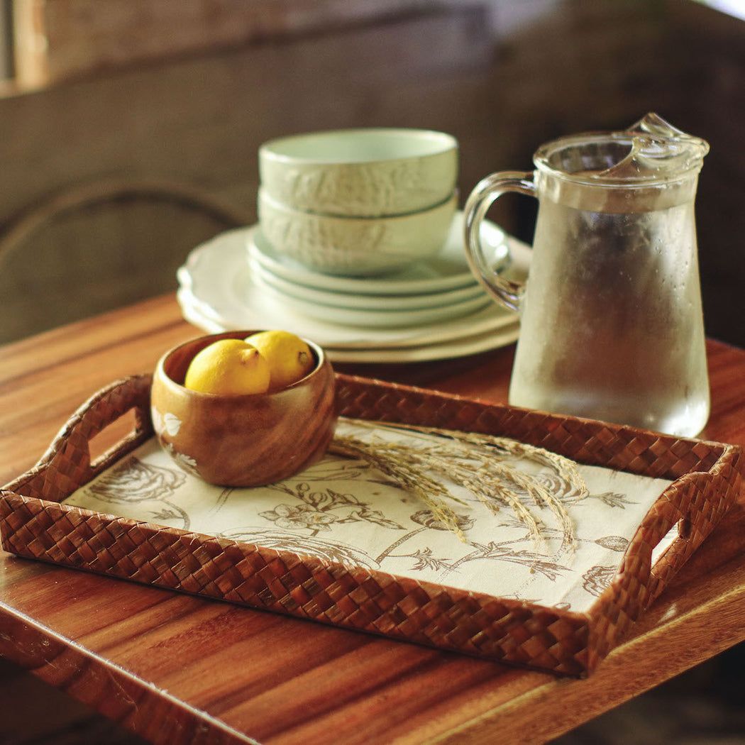 Cecille Serving Tray