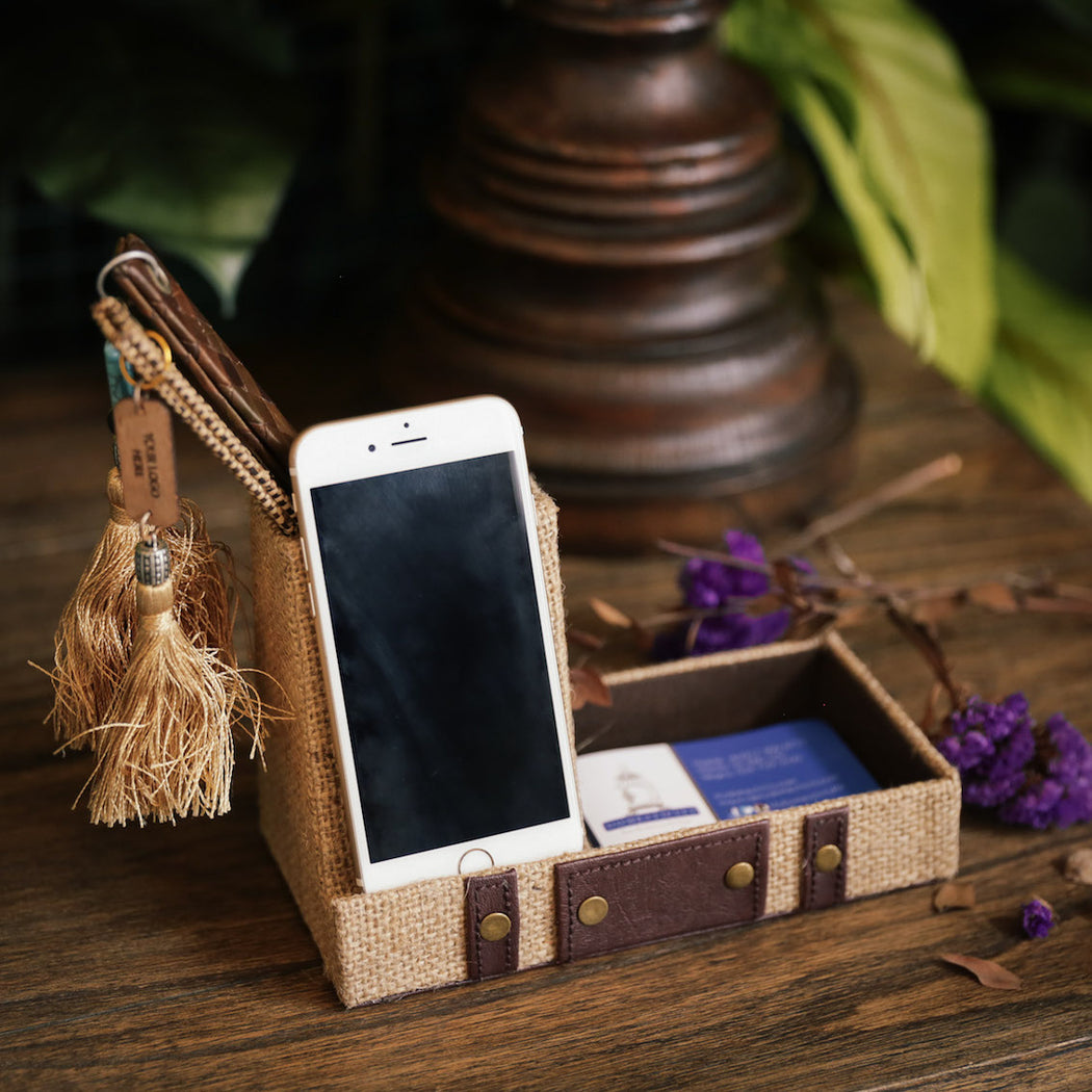 Aerin Mobile Phone & Pen Holder