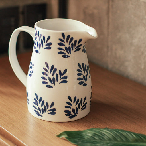 Mirabelle Ceramic Water Pitcher