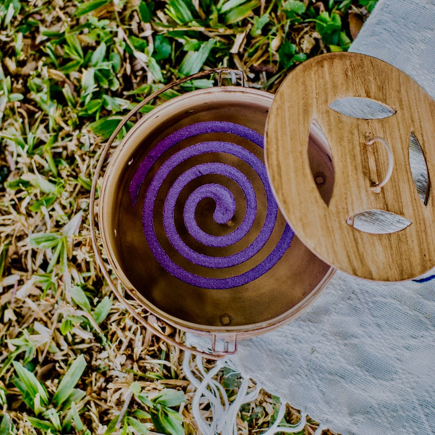 Yasmine Anti-Mosquito Coil holder