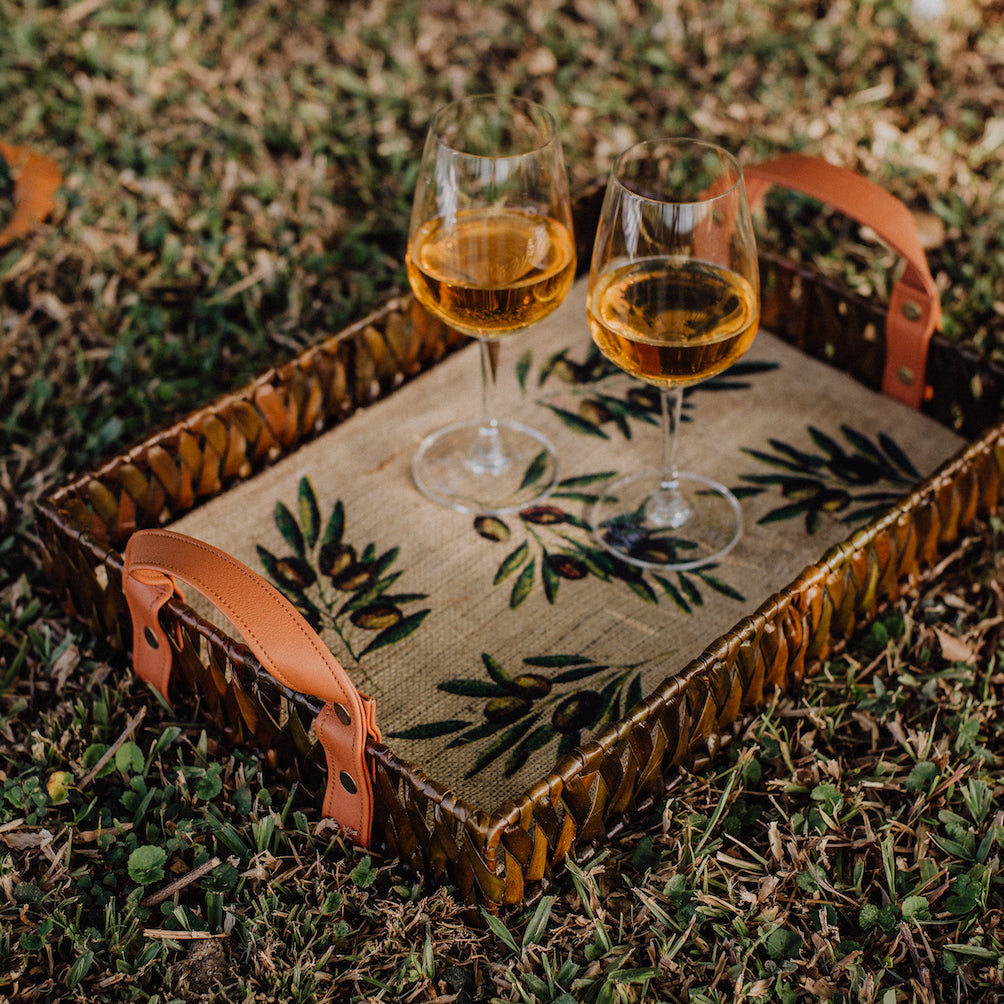 Olivie Serving Tray