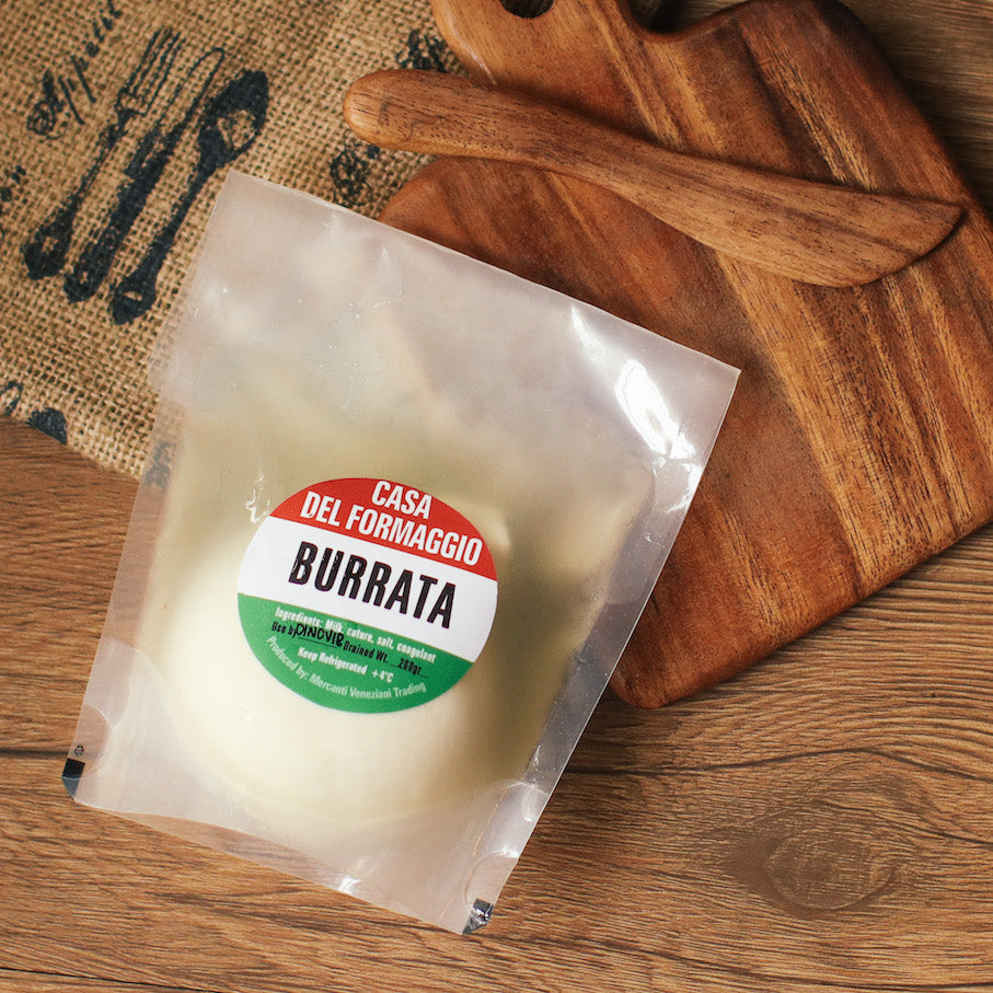 Artisan Cheese - Burrata
