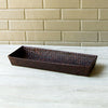 Plain Pandan Large Tray