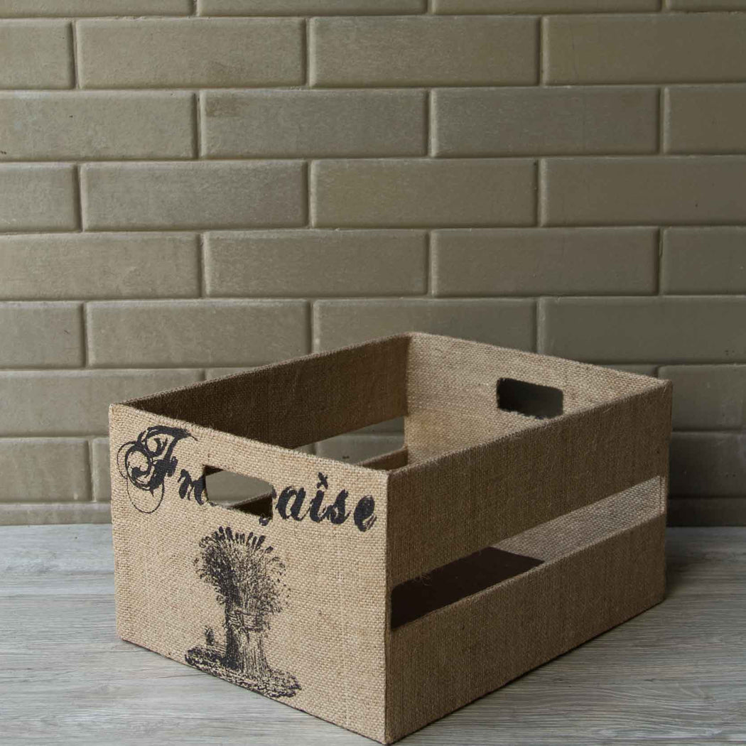 Marché Storage Crate