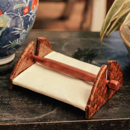Sample Sale M - Pandan Napkin Holder