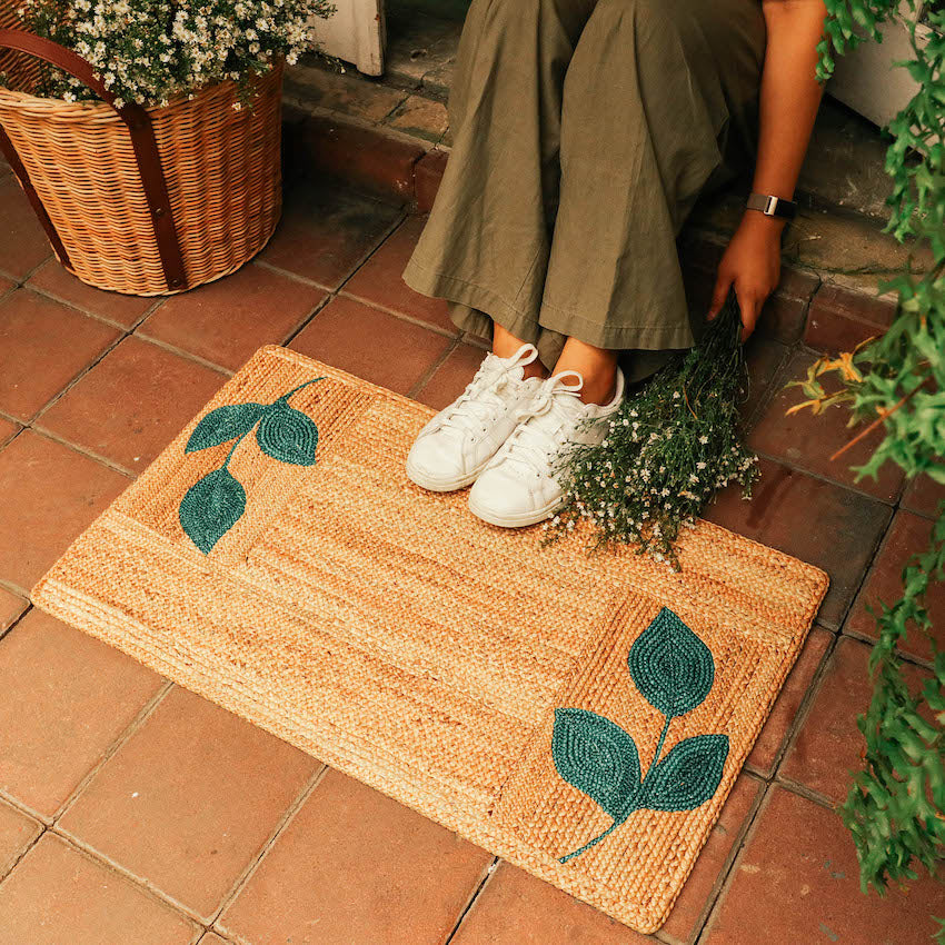 Patrice Braided Doormat