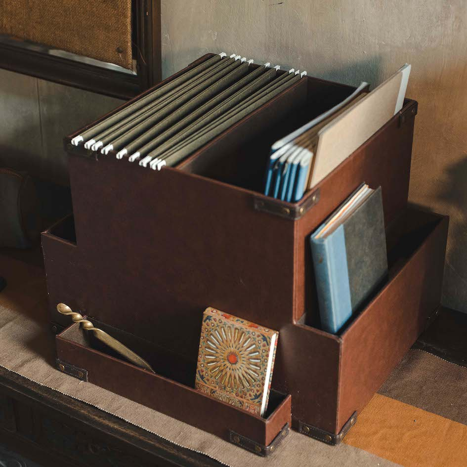Alejandro Office Supplies / Files Organizer
