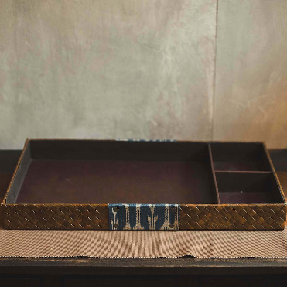 Sample Sale AB - T'nalak Desk Organizer