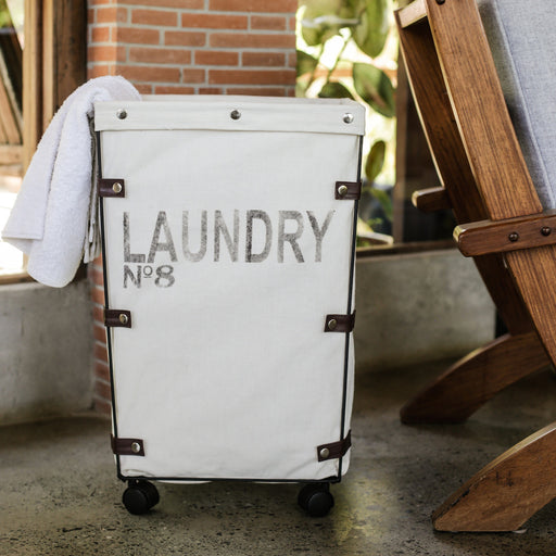 Mathieu Laundry Hamper