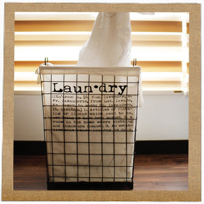 Mercer Laundry Hamper