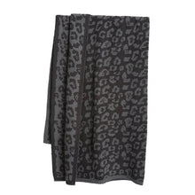 Load image into Gallery viewer, Barefoot Dreams CozyChic Barefoot In The Wild Adult Throw