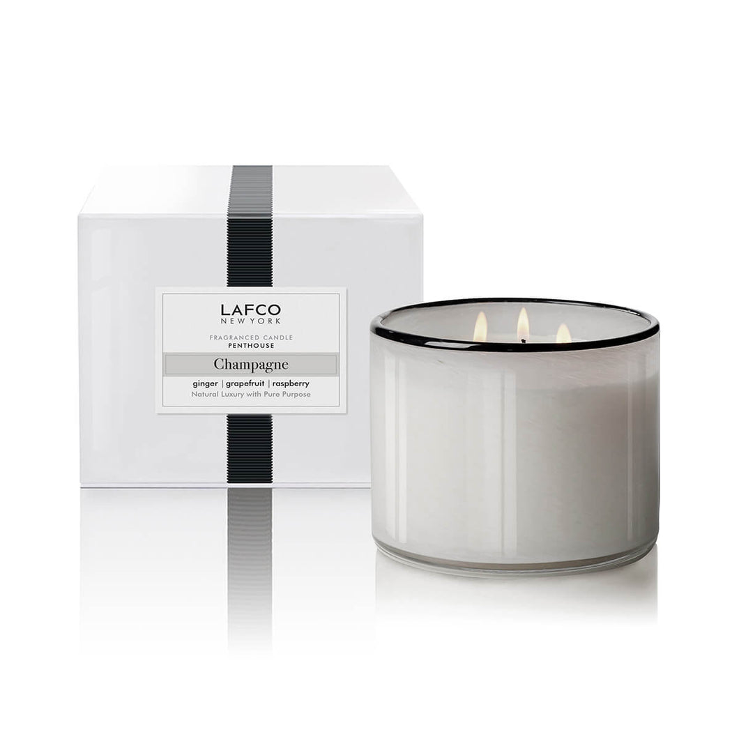 LAFCO Champagne 3-Wick Candle